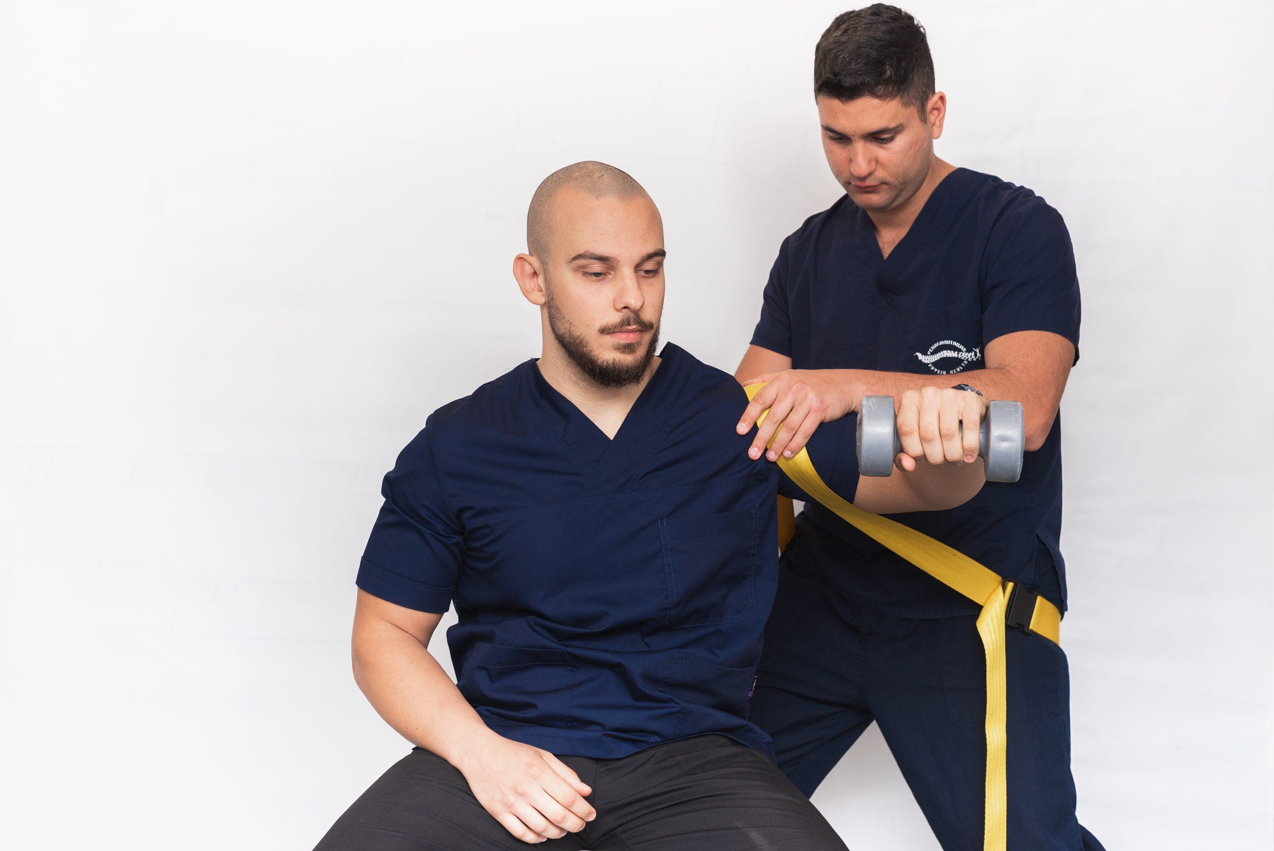 Physio-Health Rehabilitation Specialists